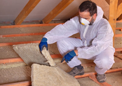 Insulation Removal Houston TX