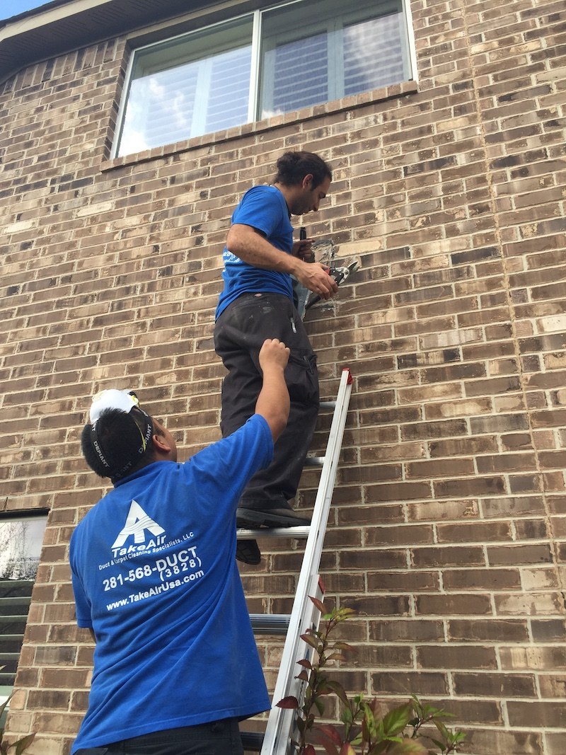 Dryer Vent Cleaning Houston Same Day Service 281 568